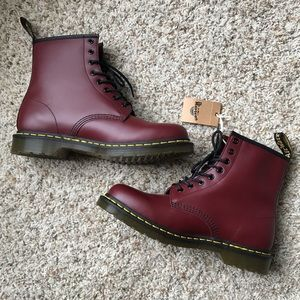 Brand New Dr. Martens Cherry Red
